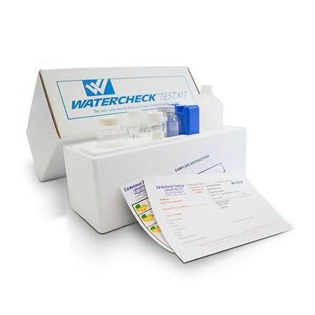 Water Test, NTL WaterCheck Deluxe w/Pesticides